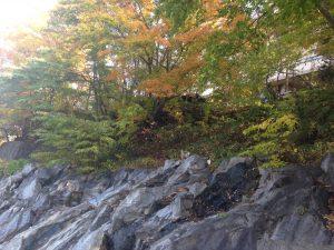 定山渓,湯の滝