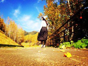 紅葉,北海道,あいこ様