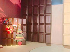 ロイズ,チョコレート,顔ハメ