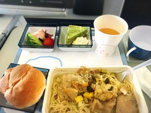 機内食,チャイナエアライン