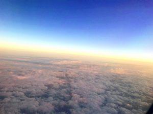 飛行機,景色
