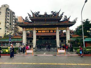 龍山寺,台湾,台北
