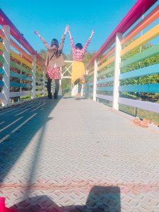 虹の橋,こどもの国,和寒,インスタ映え