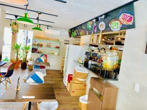 森のカフェ,旭川,内装,オシャレ