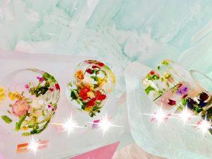 氷瀑まつり,層雲峡温泉,北海道,花
