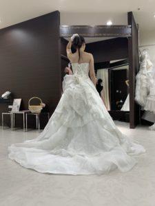 ウエディングドレス,Aライン,ベルクラシック旭川