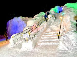 氷瀑まつり,氷,層雲峡