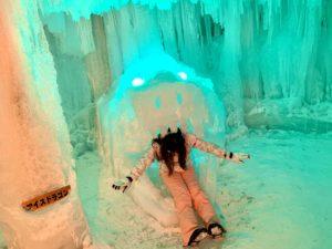 氷瀑祭り,氷,層雲峡,写真映え