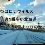 新型コロナウイルス,北海道