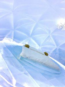 アイスヴィレッジ,氷のホテル