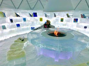 アイスヴィレッジ,氷のBakery&Cafe