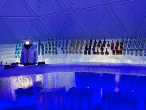 アイスヴィレッジ,氷のバー